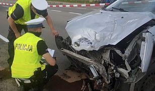 Dolny Śląsk. Śmiertelny wypadek na DK94. Nie żyje 22-latek