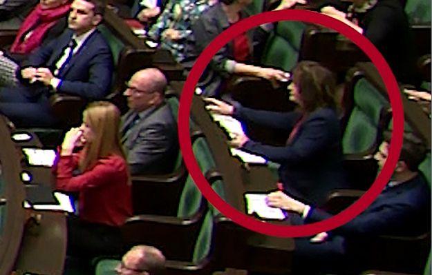 Awantura w Sejmie. Małgorzata Zwiercan zagłosowała za Kornela Morawieckiego. Nie należą już do klubu Kukiz'15