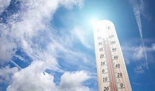 Rekordowy sierpień w Europie pod względem temperatury