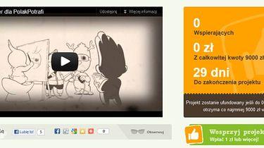 DAFUQ: polski projekt na polskim odpowiedniku Kickstartera