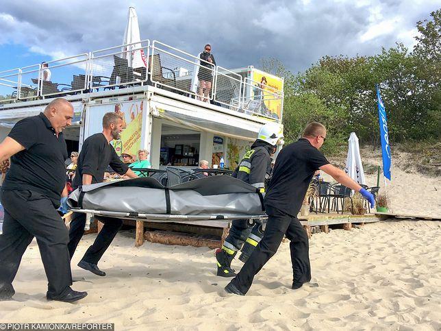 Międzyzdroje. Dwóch mężczyzn utonęło w Bałtyku