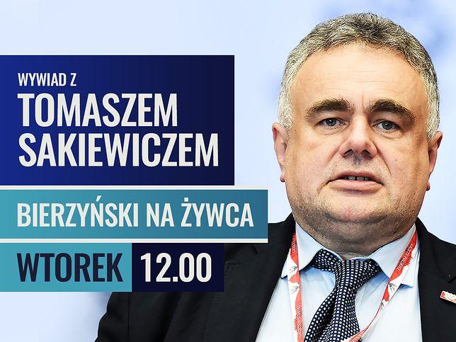 """""""Bierzyński na żywca"""": Przepytujemy Tomasza Sakiewicza. Ty też możesz zadać mu pytanie"""