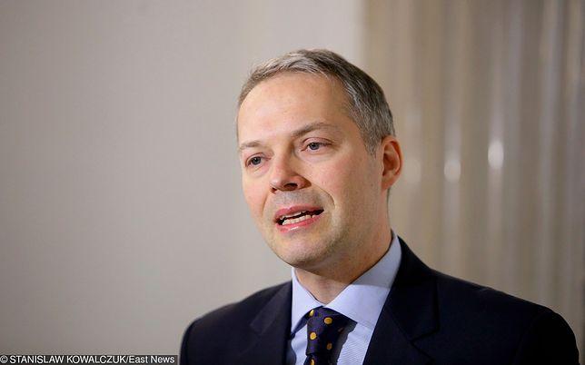 Marcin Makowski: Pośle Żalku, trochę za pana wstyd, a trochę żal