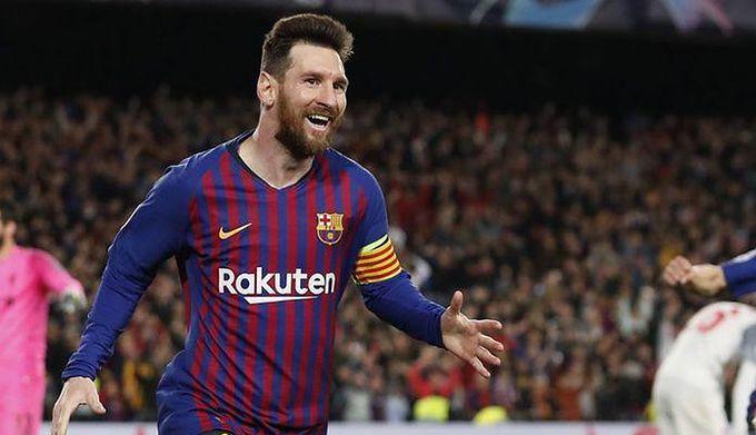 ff2672308 Zaskakujące słowa Lionela Messiego. Syn cieszy się z bramek dla ...