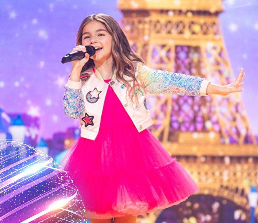 Valentina z Francji wygrała Eurowizję Junior 2020