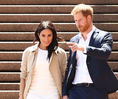 Meghan Marke i książę Harry mierzą się z dużą krytyką
