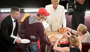 Tysiąc dolarów napiwku za oscarowe pizze