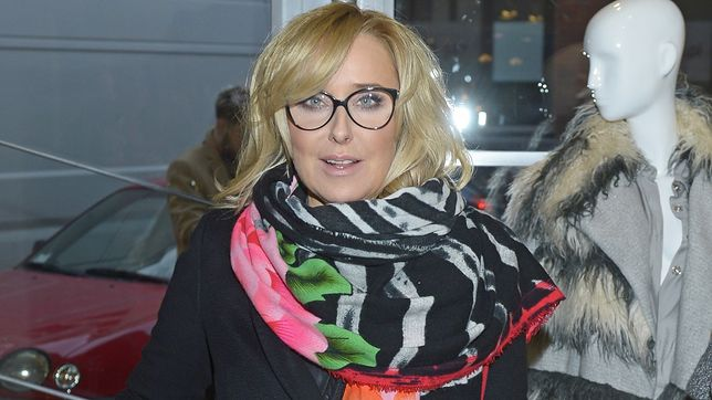 Agata Młynarska była kiedyś fanką Woody'ego Allena