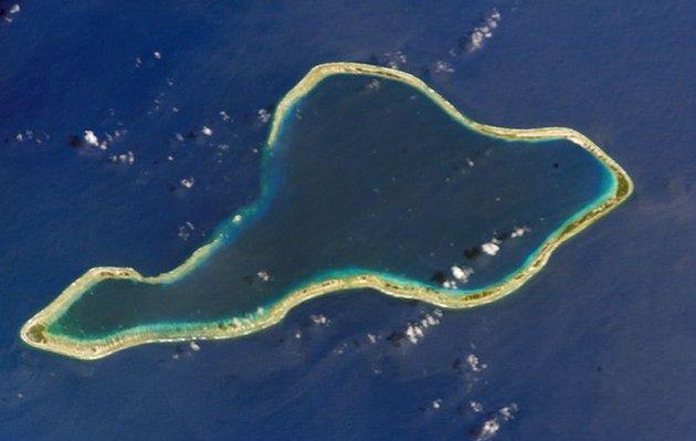 Czy atol Mururoa zapadnie się i wywoła falę tsunami?