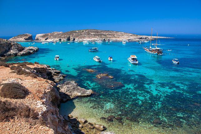 Malta to ponad 300 słonecznych dni w roku oraz krótkie i łagodne zimy