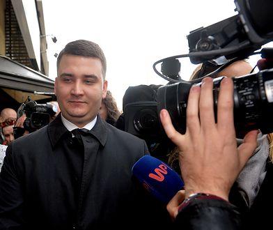 Bartłomiej Misiewicz na liście dłużników. Unikał spłacania pożyczki, za którą poręczył