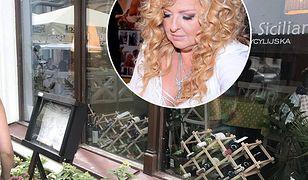 Sycylijska restauracja ma piękne wnętrze i ogródek, ale brak w nich... Magdy Gessler (WP)