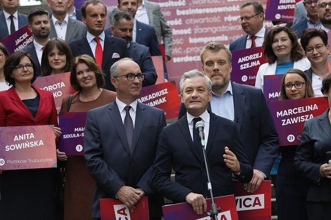 Wybory parlamentarne 2019. Powyborcze plany Lewicy. Przecieki
