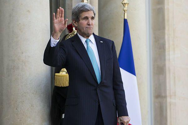 Odwołano konferencję prasową Kerry-Ławrow w Paryżu