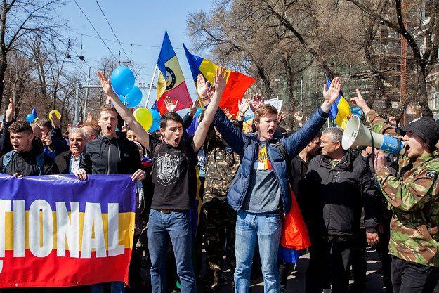 Część Mołdawian chce zjednoczenia z Rumunią. Jak realna jest ta idea i co zrobiłaby Rosja?
