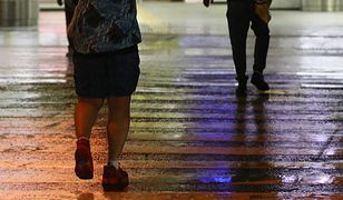 Tajfun Trami uderzył w Japonię