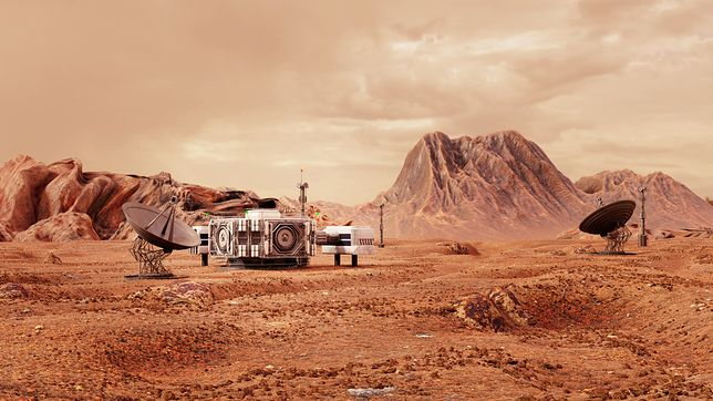 Przeprowadzka na Marsa ma być w zasięgu ręki większości osób