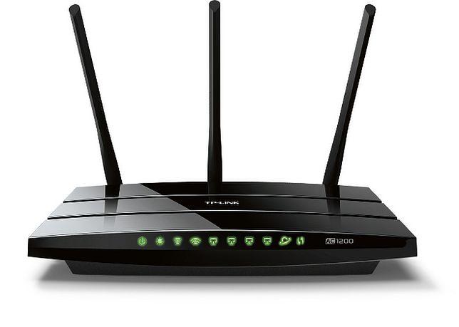 TP-Link Archer C5 - router w standardzie 802.11ac