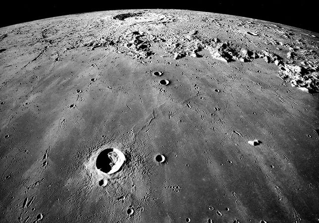 Powierzchnia Księżyca jest bogata w tlen uwięziony w skałach
