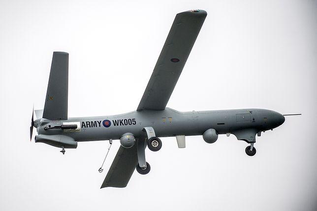 Nowoczesne wojskowe drony mogą być produkowane w Polsce