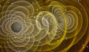 Fale grawitacyjne wysyłane są przez masywne obiekty pozostające w ruchu