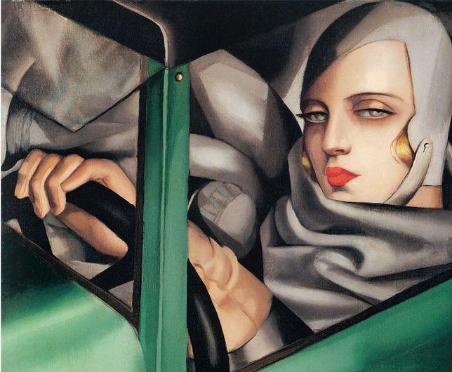 Światowej sławy malarka tak naprawdę nazywała się Maria Gurwik-Górska