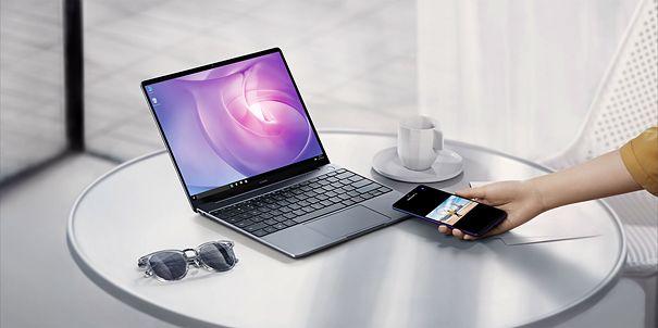 Mobilność niejedno ma imię? Poznaj nowy Huawei MateBook 13 stworzony do pracy zdalnej