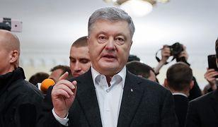Poroszenko po przegranej ostrzega przed Rosją. Apeluje do świata: pomóżcie