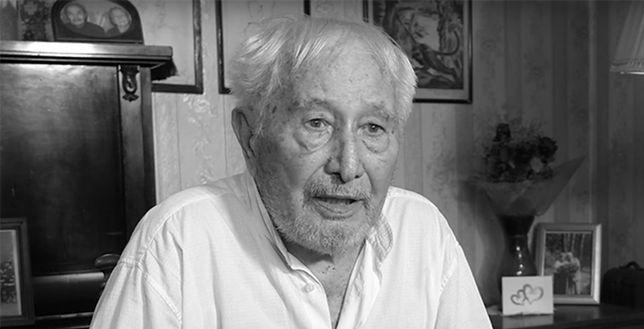 Robert Rogalski odszedł w wieku 99 lat