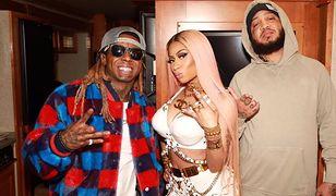 Drapieżna Nicki Minaj na gali NBA Awards