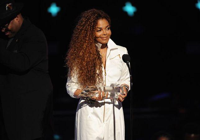 Janet Jackson rozwodzi się
