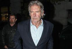 Harrison Ford został okrzyknięty bohaterem. Uratował kobietę z rozbitego samochodu