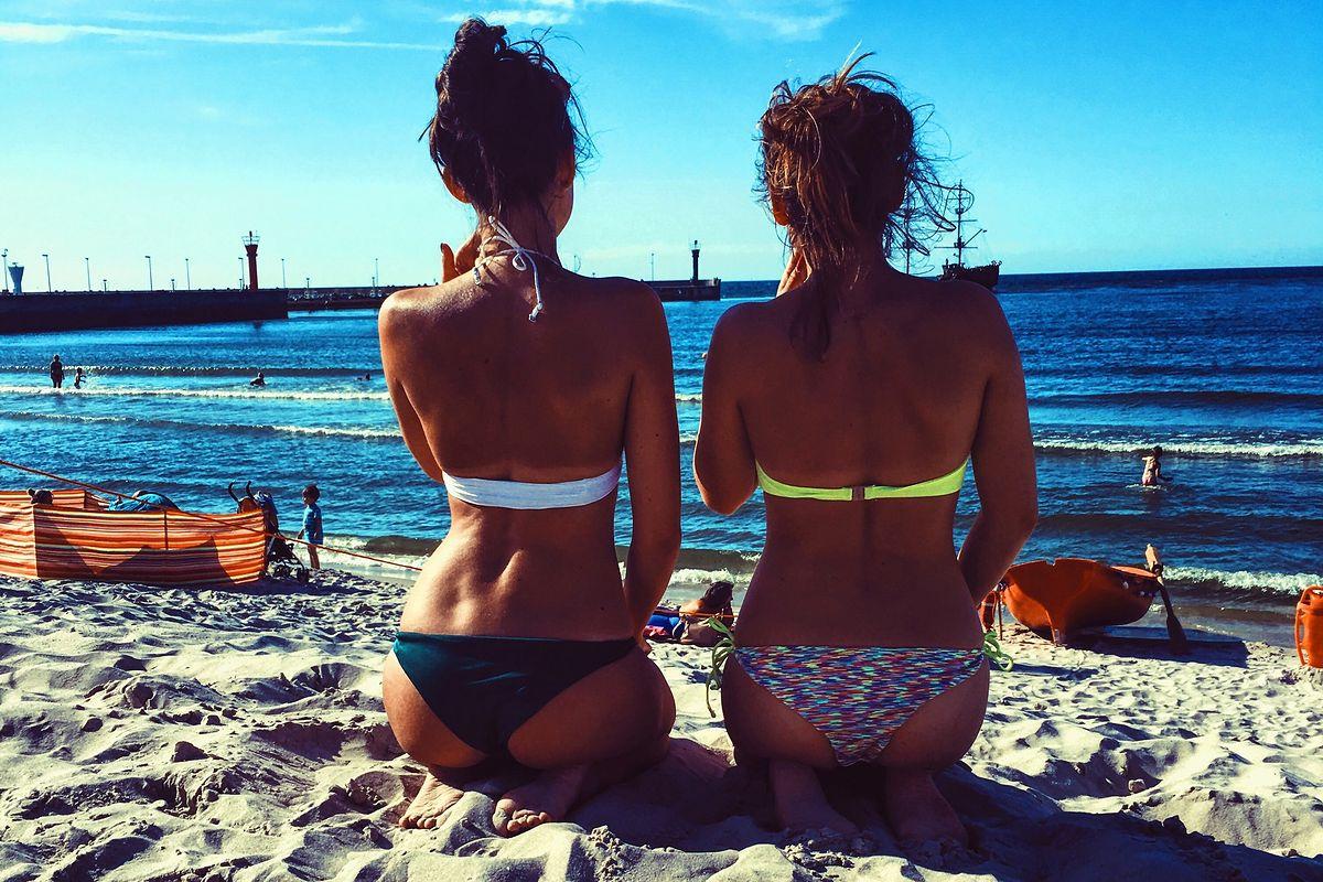 Każde ciało zasługuje na bikini. Każde może je nosić, nie każde czuje się na siłach