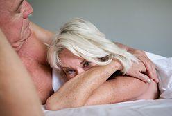 Gwiazdy zachwalają seks po menopauzie. Seksuolożka zachęca do walki z uprzedzeniami