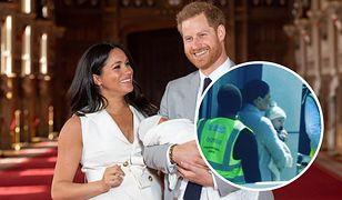 Meghan Markle, książę Harry i mały Archie wylądowali w Kapsztadzie
