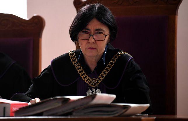 Barbara Piwnik: liczę na zmiany w projekcie ustawy o SN