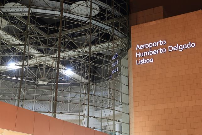 Port Lotniczy Humberto Delgado w Lizbonie