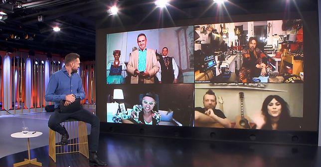 Player i Fundacja TVN zorganizowały koncert dla służby zdrowia. Przez pandemię koronawirusa gwiazdy występowały w domach