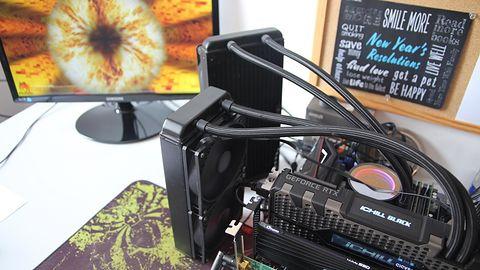 RTX 2080 Super Black, czyli GPU chłodzone wodą prosto z fabryki