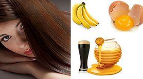 Masz słabe włosy z tendencją do wypadania? Ta prosta maseczka sprawi, że włosy będą zdrowe i piękne