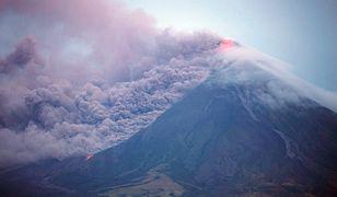 W związku z wybuchem wulkanu Mayon podróżni przebywający w okolicach powinni zachować szczególną ostrożność