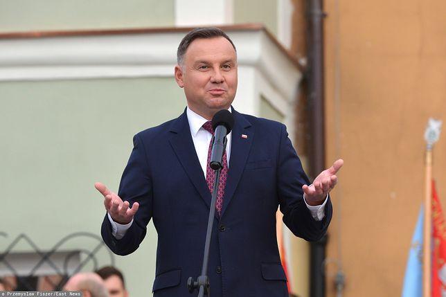 Sondaż. Andrzej Duda nadal na czele wśród kandydatów na prezydenta