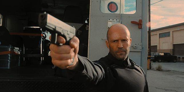 """Jason Statham w nowym filmie Guya Ritchie'ego """"Jeden gniewny człowiek"""""""