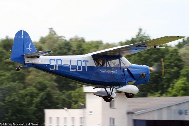 Wypadek podczas pikniku lotniczego