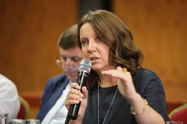 Joanna Lichocka uważa, że opozycja szczuje Polaków przeciwko sobie