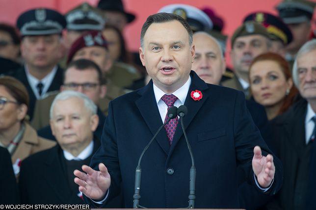 Prezydent Andrzej Duda skierował do TK ustawę o zmianie Kodeksu karnego.