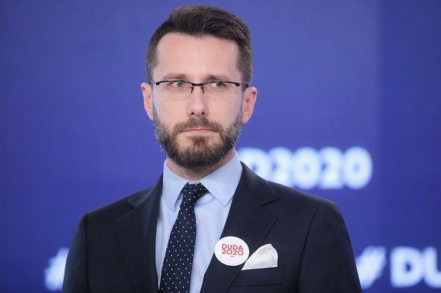 Radosław Fogiel sceptycznie ocenia poparcie Małgorzaty Kidawy-Błońskiej przez Donalda Tuska