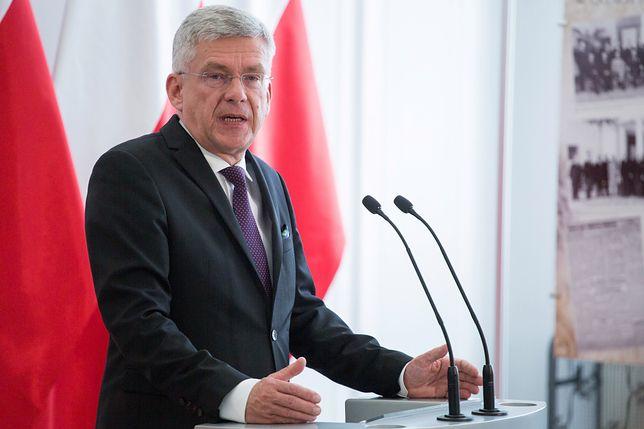 Marszałek Senatu donosi do prokuratury na znanego dziennikarza