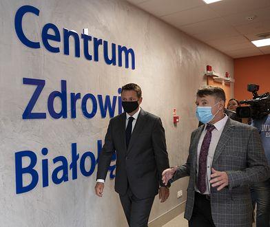 Warszawa. Otwarto nowe Centrum Zdrowia Białołęka