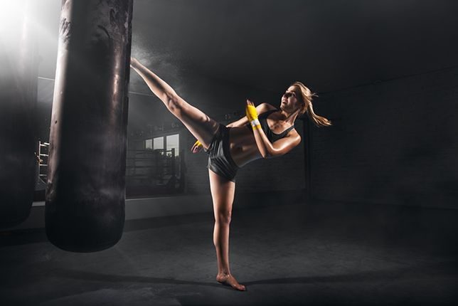Kick-boxing – trening, ciosy, zalety kick-boxingu